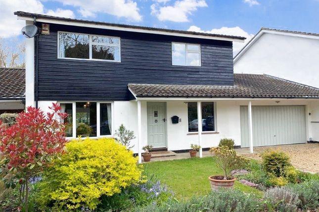 Thumbnail Detached house for sale in New Inn Road, Hinxworth, Baldock