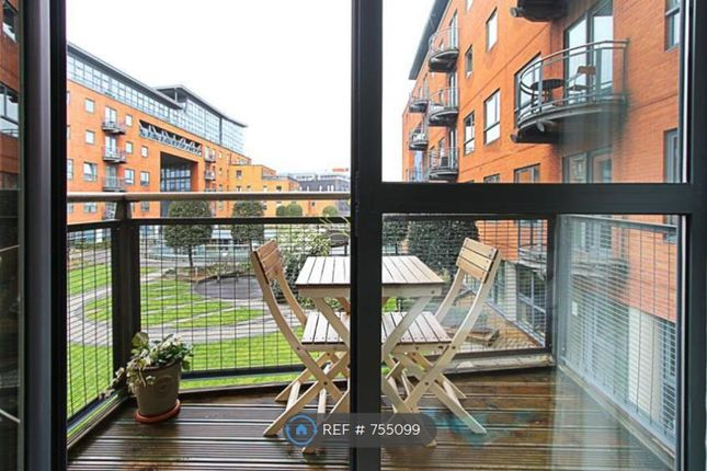 Balcony of West One Central, Sheffield S1
