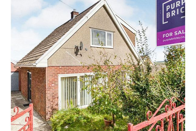 Thumbnail Detached house for sale in Chester Close, Merthyr Tydfil