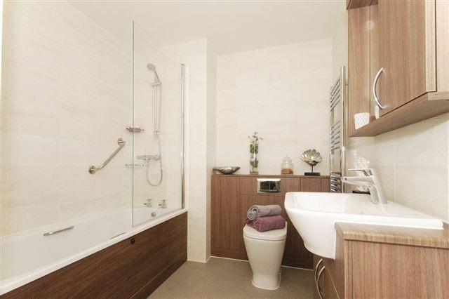 Bathroom of Church Farm Court, Church Farm Lane, East Wittering, Chichester PO20