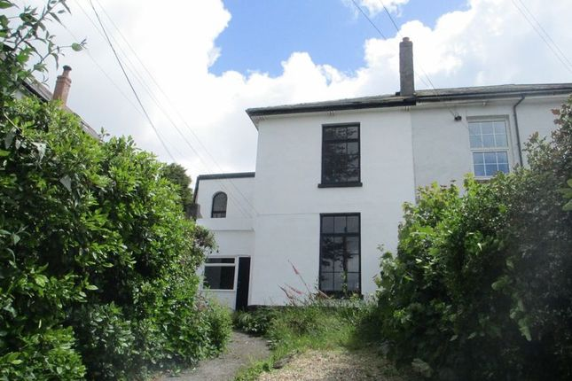 Thumbnail Semi-detached house for sale in Bodmin Road, St. Austell