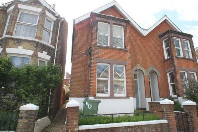 Thumbnail Semi-detached house to rent in West Hill Road, Cowes, Isle Of Wight