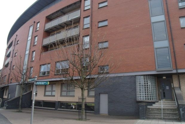 Thumbnail Flat to rent in Coopers Well Street, Glasgow