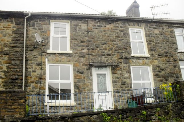 3 bed terraced house to rent in Trotroedyrhiw Terrace, Treorchy -, Treorchy CF42