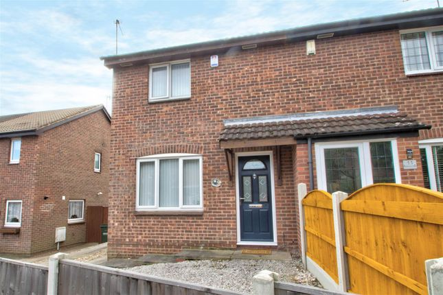 3 bed semi-detached house for sale in Finsbury Road, Arnold, Nottingham