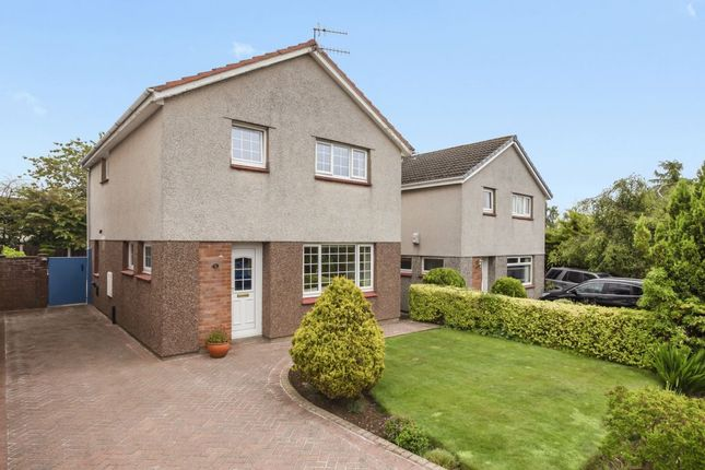 Thumbnail Detached house for sale in 4 Livesey Terrace, Penicuik, Midlothian