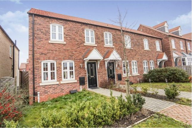 3 bed end terrace house to rent in Pitsford Close, Waddington LN5