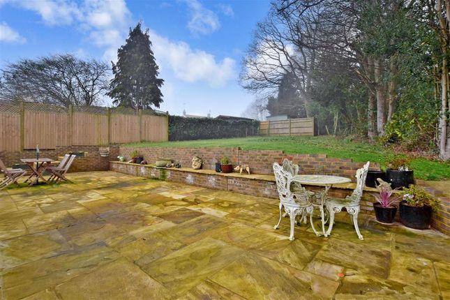 Thumbnail Detached bungalow for sale in Chestnut Close, Tenterden, Kent