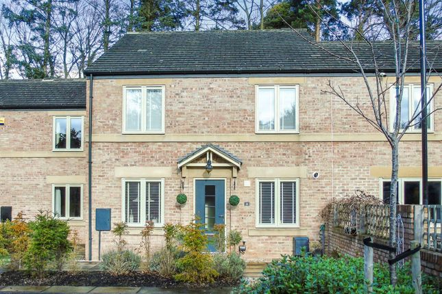 Thumbnail Semi-detached house for sale in Micklewood Close, Longhirst, Morpeth