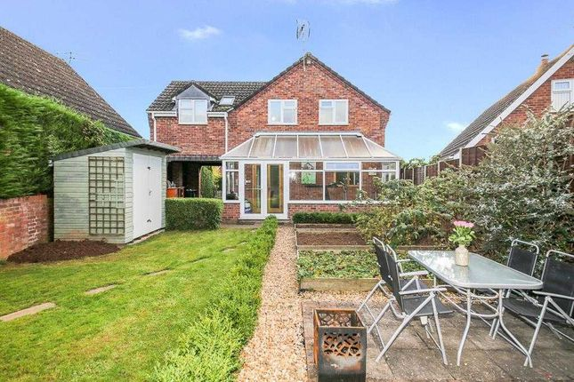 Thumbnail Detached house for sale in Foldgate View, Ludlow
