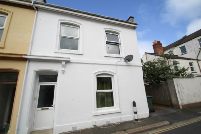 Thumbnail End terrace house for sale in Clarence Place, Morice Town, Plymouth