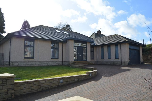 Thumbnail Detached bungalow for sale in Maddiston Road, Brightons, Falkirk