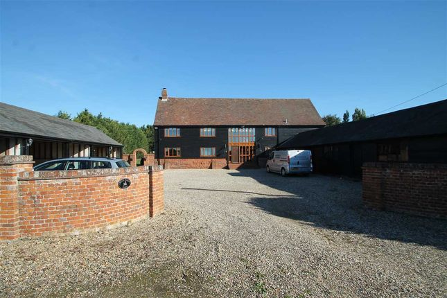 Thumbnail Property to rent in Wood Barn Farm House, Nayland Rd, Leavenheath