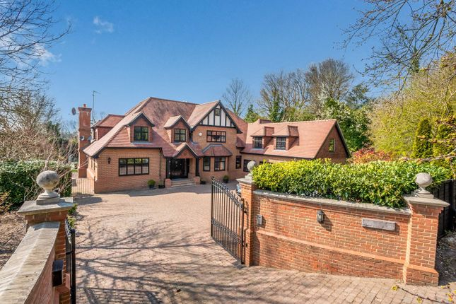 Thumbnail Detached house for sale in Chelsfield Park, Orpington