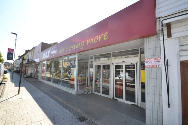 Thumbnail Retail premises to let in 8-14 Victoria Road, Southampton