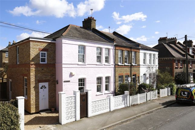 Thumbnail Semi-detached house for sale in Thornton Road, London
