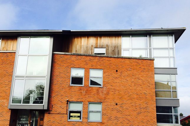 Thumbnail Flat to rent in Victoria Road Apartments, Wellington, Telford