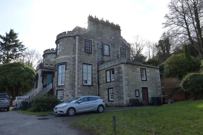 Thumbnail Flat for sale in Stroul Lodge, Shore Road, Clynder, Helensburgh