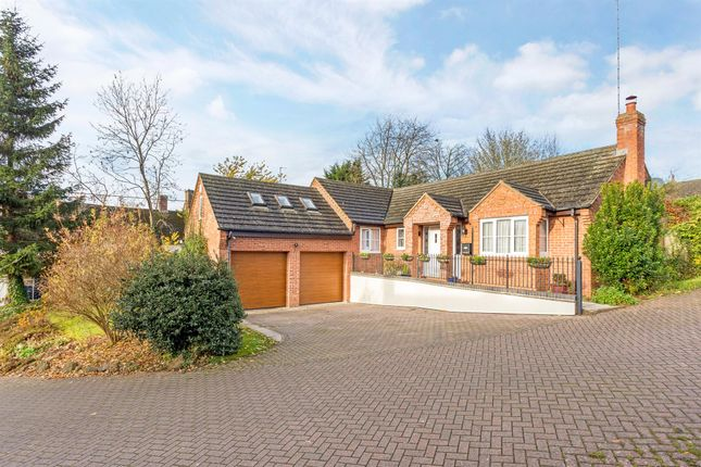 Thumbnail Detached bungalow for sale in Farebrother Close, Byfield, Daventry