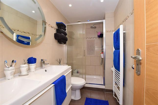 Shower Room of Lower Barn Road, Purley, Surrey CR8