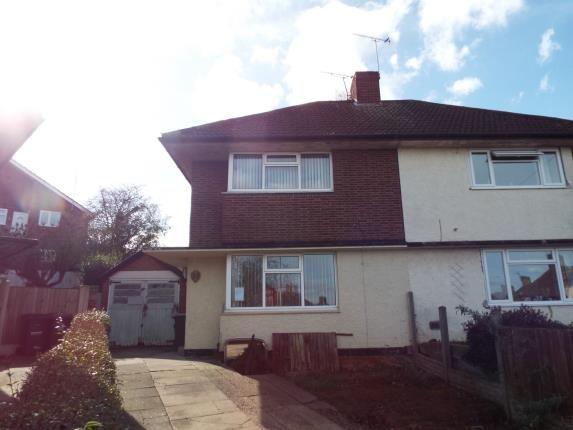 Thumbnail Semi-detached house for sale in Acacia Crescent, Carlton, Nottingham