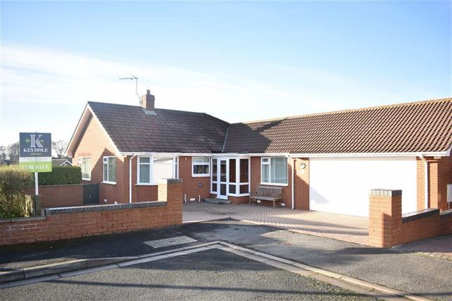 Thumbnail Detached bungalow for sale in Keppel Close, Bridlington