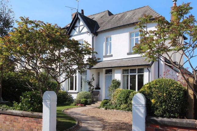 Thumbnail Semi-detached house for sale in Carrs Crescent, Formby, Liverpool