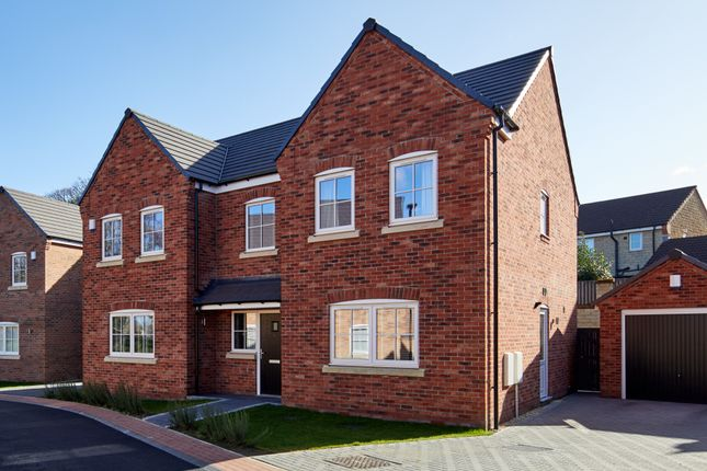 Thumbnail Detached house for sale in Meadow Court, Blyth