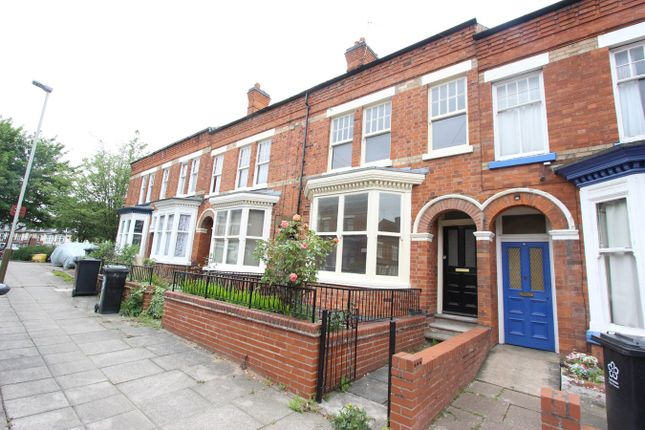 Thumbnail Terraced house for sale in Daneshill Road, Leicester