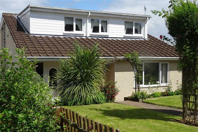 Thumbnail Detached bungalow for sale in Cwrdy Close, Pontypool, Torfaen