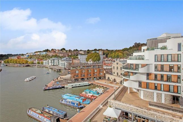 Thumbnail Flat for sale in Hannover Quay, Harbourside, Brisol