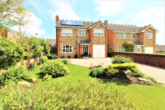 Thumbnail Detached house for sale in Mulberry Close, Darfield, Barnsley