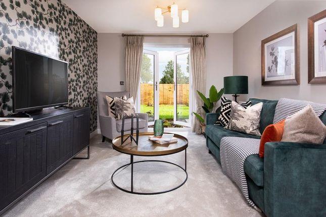Park Edge Alderney Show Home Lounge