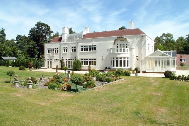 Thumbnail Detached house to rent in Stayne End, Wentworth, Virginia Water