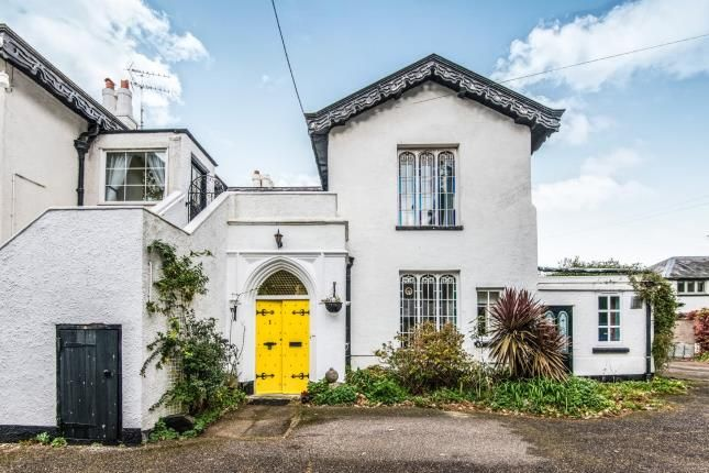 Thumbnail Flat for sale in Sidcliffe, Sidmouth, Devon