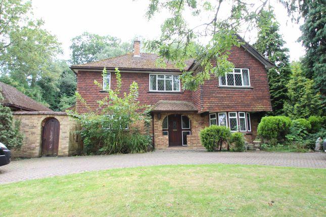 Thumbnail Detached house to rent in Sundridge Parade, Plaistow Lane, Bromley