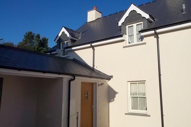 Thumbnail Detached house to rent in Brewery Terrace, Saundersfoot