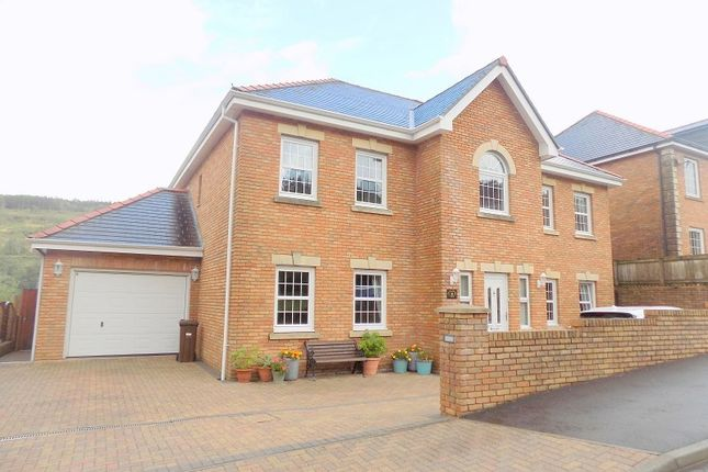 Thumbnail Detached house for sale in Lletty Dafydd, Clyne, Neath, Neath Port Talbot.