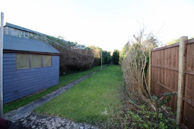 Garden of Church Road, Bishopsworth, Bristol BS13