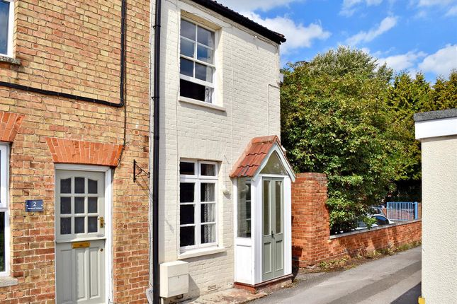 Thumbnail End terrace house for sale in Hamwood, Bishops Hull, Taunton