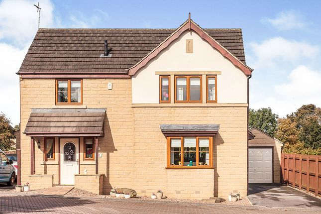 Thumbnail Detached house for sale in Scott Lane, Gomersal, Cleckheaton, West Yorkshire