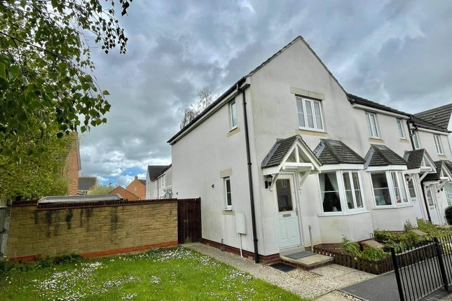 2 bed end terrace house for sale in Goldfinch Gate, Gillingham SP8