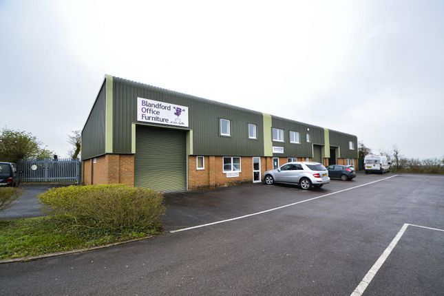 Thumbnail Warehouse for sale in 20A & B Sunrise Business Park, Blandford Forum