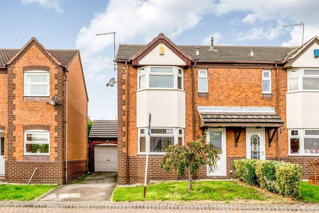 Thumbnail Semi-detached house to rent in Barley Mews, Robin Hood, Wakefield