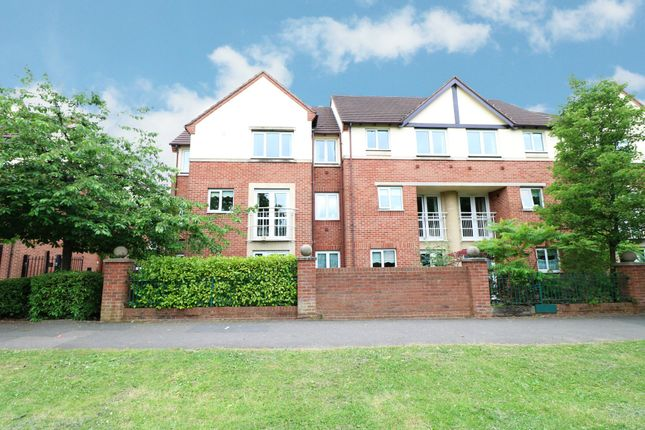 Thumbnail Flat to rent in Rivendell Court, Stratford Road, Hall Green