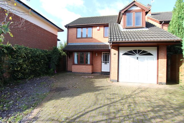 Thumbnail Detached house to rent in Douglas Road, Long Eaton