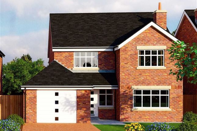 Thumbnail Detached house for sale in Plot 4, Bridge View Close, Longton, Preston