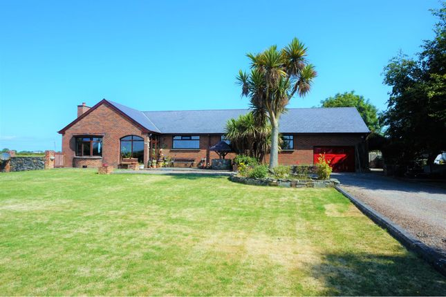Thumbnail Detached bungalow for sale in Killaughey Road South, Newtownards
