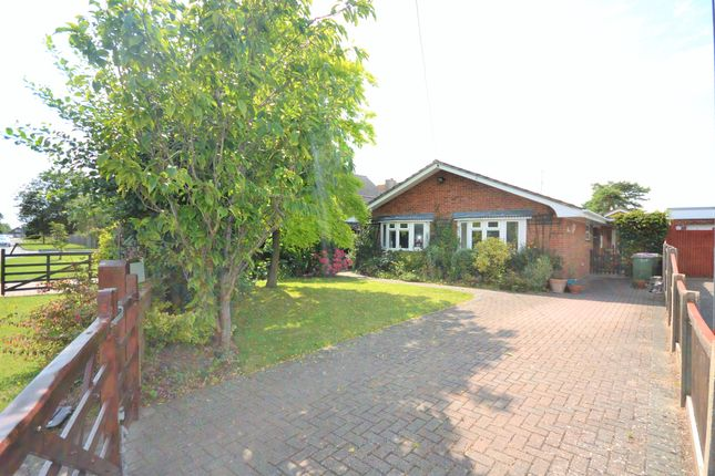 Thumbnail Detached bungalow for sale in St. Andrews Road, Littlestone, New Romney, Kent