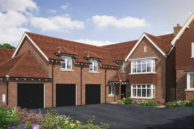 "Thumbnail Detached house for sale in ""The Ramsay"" at Park Road, Hagley, Stourbridge"